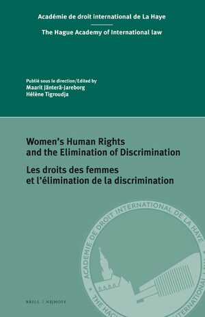 Cover Women's Human Rights and the Elimination of Discrimination / Les droits des femmes et l'élimination de la discrimination