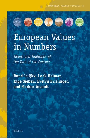 Cover European Values in Numbers