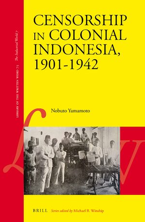 Cover Censorship in Colonial Indonesia, 1901-1942