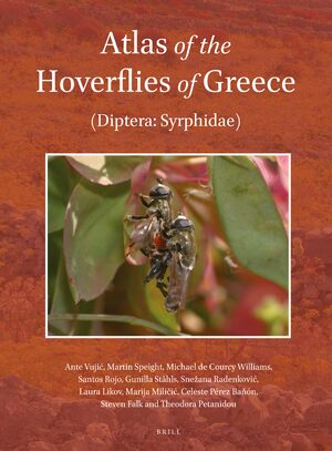 Cover Atlas of the Hoverflies of Greece