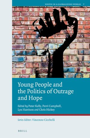 Cover Young People and the Politics of Outrage and Hope