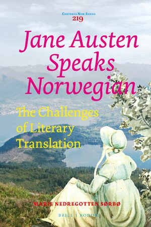 Cover Jane Austen Speaks Norwegian