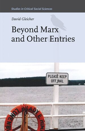 Cover Beyond Marx and Other Entries