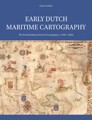 Cover Early Dutch Maritime Cartography