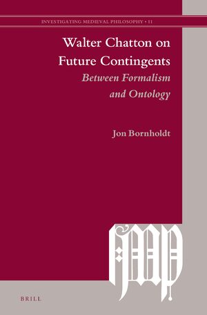 Cover Walter Chatton on Future Contingents