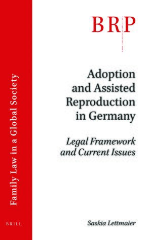 Cover Adoption and Assisted Reproduction in Germany