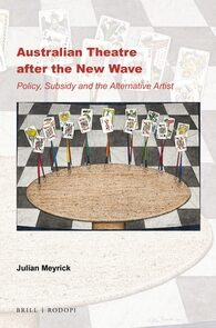 Cover Australian Theatre after the New Wave