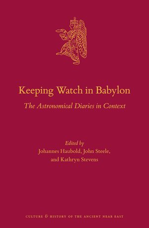 Cover Keeping Watch in Babylon