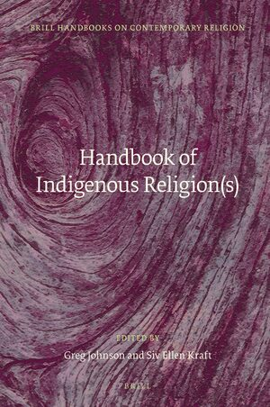 Cover Handbook of Indigenous Religion(s)