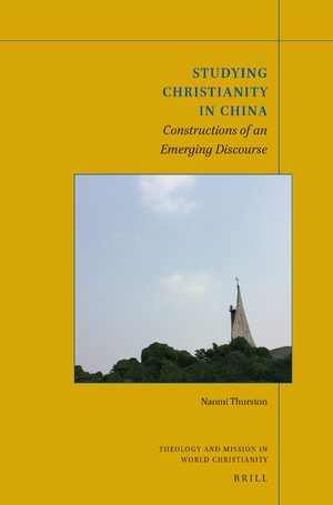 Cover Studying Christianity in China