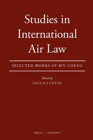 Cover Studies in International Air Law