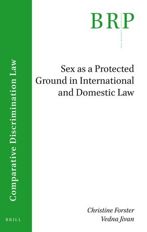 Cover Sex as a Protected Ground in International and Domestic Law