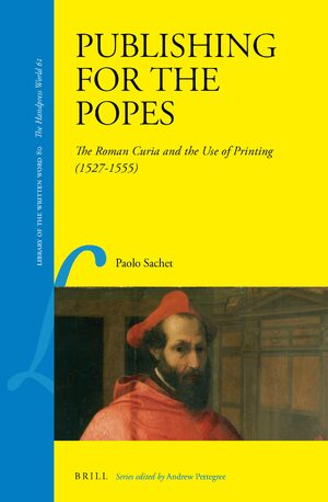 Cover Publishing for the Popes