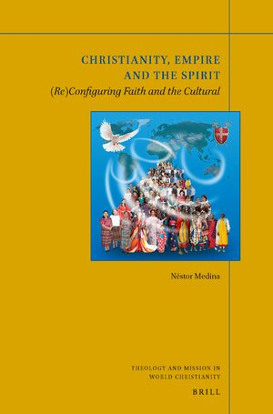 Cover Christianity, Empire and the Spirit