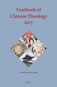 Cover Yearbook of Chinese Theology 2017