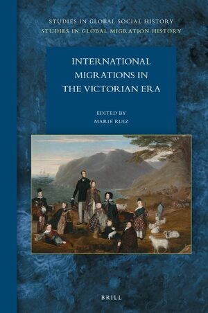 Cover International Migrations in the Victorian Era