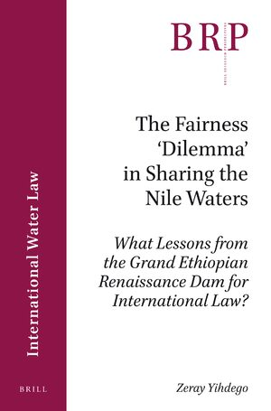 Cover The Fairness 'Dilemma' in Sharing the Nile Waters