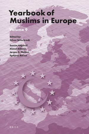 Cover Yearbook of Muslims in Europe, Volume 9