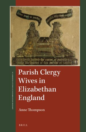 Cover Parish Clergy Wives in Elizabethan England