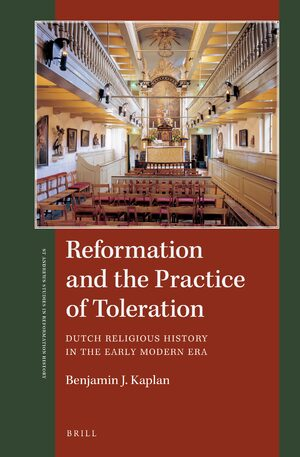 Cover Reformation and the Practice of Toleration