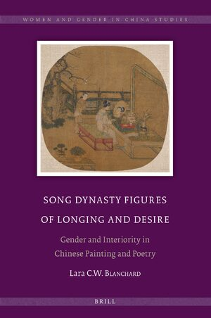 Cover Song Dynasty Figures of Longing and Desire