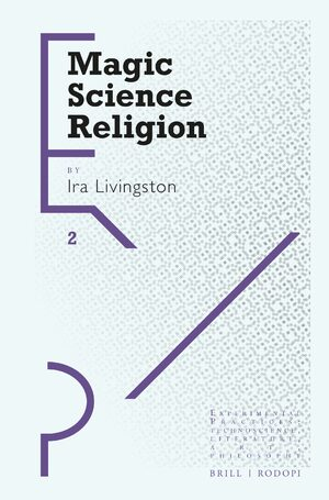 Cover Magic Science Religion