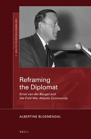 Cover Reframing the Diplomat