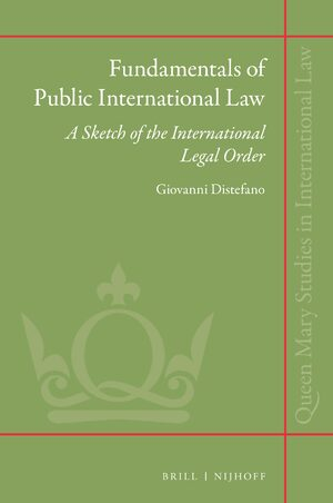 Cover Fundamentals of Public International Law