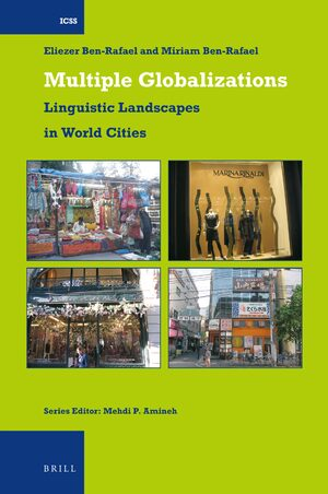 Cover Multiple Globalizations: Linguistic Landscapes in World-Cities