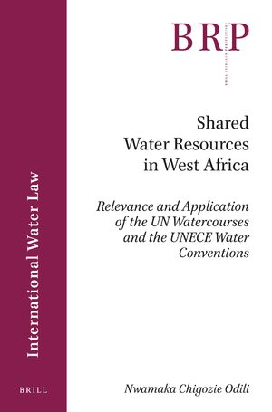 Cover Shared Water Resources in West Africa