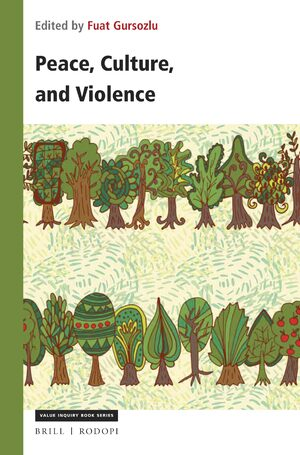 Cover Peace, Culture, and Violence