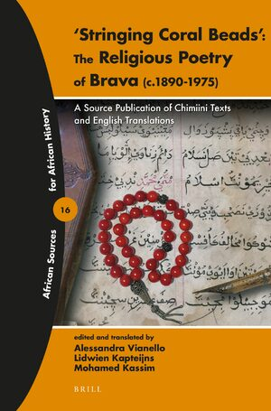 Cover 'Stringing Coral Beads': The Religious Poetry of Brava (c. 1890-1975)