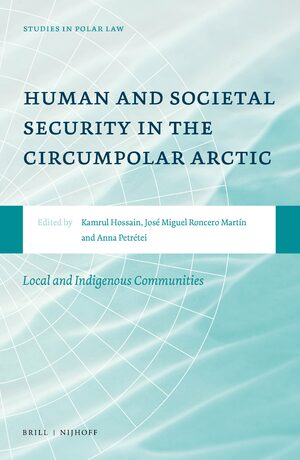 Cover Human and Societal Security in the Circumpolar Arctic
