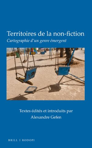 Cover Territoires de la non-fiction