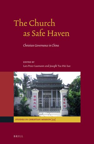 Cover The Church as Safe Haven