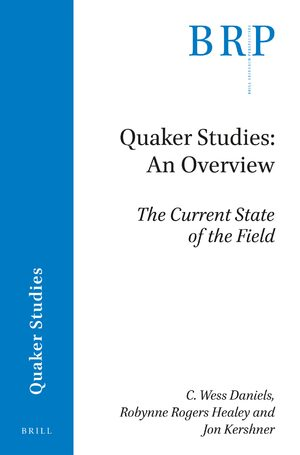 Cover Quaker Studies: An Overview