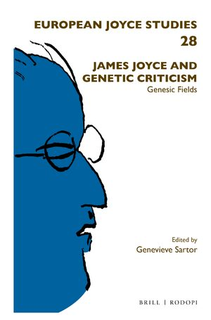 Cover James Joyce and Genetic Criticism