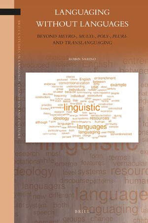 Cover Languaging Without Languages
