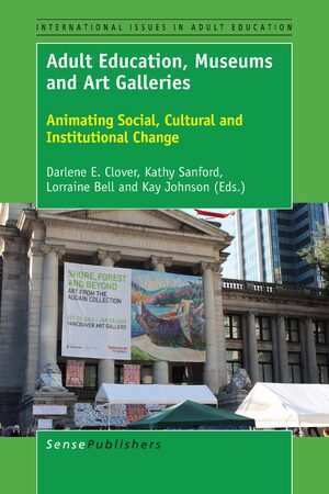 Cover Adult Education, Museums and Art Galleries