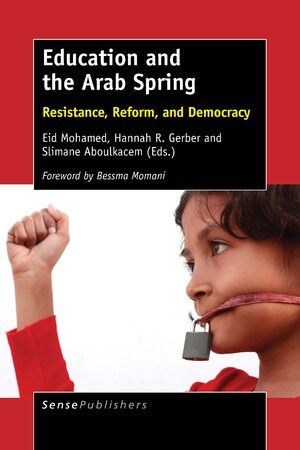 Cover Education and the Arab Spring