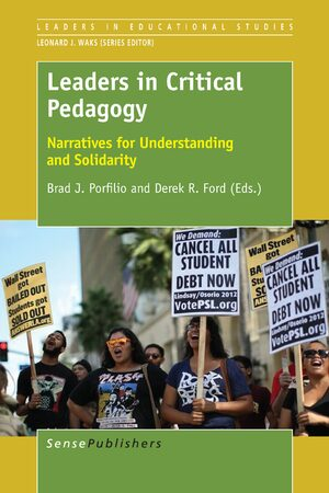 Cover Leaders in Critical Pedagogy