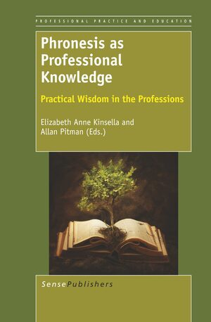 Cover Phronesis as Professional Knowledge