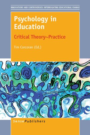 Cover Psychology in Education