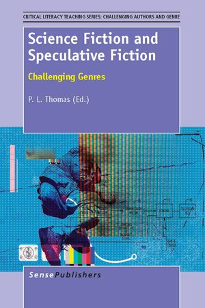 Cover Science Fiction and Speculative Fiction