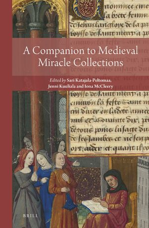 Cover A Companion to Medieval Miracle Collections