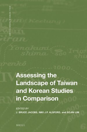 Cover Assessing the Landscape of Taiwan and Korean Studies in Comparison