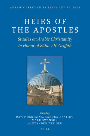 Cover Heirs of the Apostles