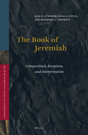 Cover The Book of Jeremiah