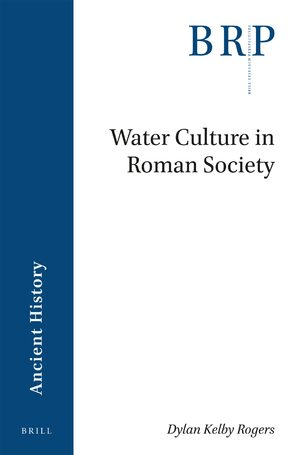 Cover Water Culture in Roman Society