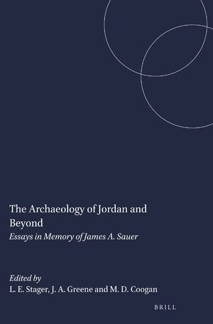 Cover The Archaeology of Jordan and Beyond